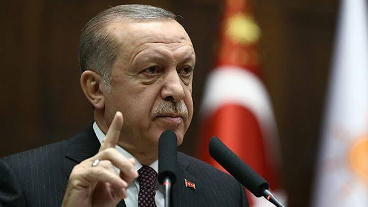 Erdoğan: Bu Hafta Sonunda Sokağa Çıkmak Yasak