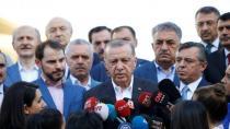 Erdoğan'dan HDP'ye sert mesaj: Barışa koşalım diyenler oyun oynuyor