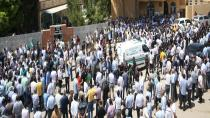 Suruç'taki saldırıda ölen AK Parti'li milletvekilinin ağabeyi toprağa verildi