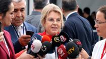 AK Parti Mitingine Katılan Tansu Çiller'in seçim tahmini: Kafalar karışık