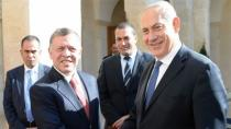 Netanyahu ile Kral Abdullah ''Ortadoğu barışı''nı konuştu