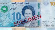 Tunus'ta İlk Kadın Doktorun Fotoğrafı Banknota Basıldı