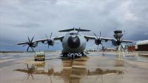 MSB'den Yardım Malzemesi Taşıyan Uçakla İlgili Flaş Açıklama