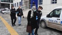 İdarecilere Saldıran Çift Gözaltına Alındı