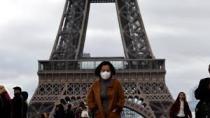 Fransa Koronavirüs'e Teslim