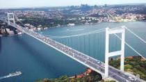 İstanbul Boğazı'nda Şiddetli Rüzgar