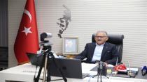 Memduh Büyükkılıç Yılın Büyükşehir Belediye Başkanı seçildi