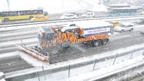 AKOM'dan İstanbul'a afet uyarısı: Kar kalınlığı 15-20 cm'i bulabilir