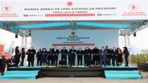 Enerji Santrallerinin Açılışını Cumhurbaşkanı Erdoğan Gerçekleştirdi
