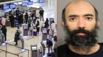 Koronavirüs korkarlarının yeni meskeni havalimanları oldu