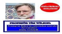 İngiliz Profesör Tim Wilson: Amerika'nın uluslararası itibarı bu seçimden ciddi şekilde yaralandı