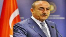 Bakan Çavuşoğlu ve Temsilci Borell görüştü