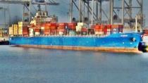 Saldırıya uğrayan Türk gemisi limana demirledi