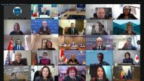 G20 toplantısı online yapıldı