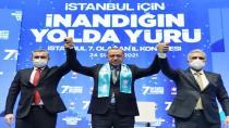 AK Parti İstanbul İl Başkanı Kabaktepe: Seçim bizim İstanbul da bizim
