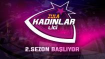 Türkiye'nin ilk ve tek kadınlar espor ligi 2. sezonuna başlıyor