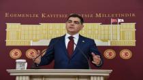 İYİ Parti'li Cinisli: Ovit Tüneli Bir Çıkmazdır