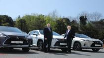 Dünyanın ilk Premium SUV'u Lexus RX, Enterprise Türkiye filosunda
