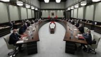 Cumhurbaşkanlığı kabinesi toplandı: yeni kısıtlamalar geliyor
