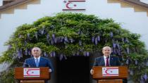Bakan Çavuşoğlu ve KKTC Cumhurbaşkanı Tatar'dan Doğu Akdeniz ile ilgili kritik açıklama!
