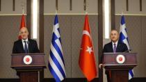 Bakan Çavuşoğlu'nun Yunan Bakan Dendias'a tepki gösterdiği konuşmasında Kürt ayrıntısı!