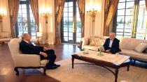 Cumhur İttifakı'nda Saadet Partisi adımı: Cumhurbaşkanı Erdoğan ve Oğuzhan Asiltürk iftarda buluştu
