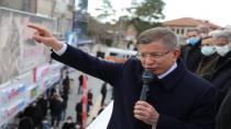 Davutoğlu'ndan tüm parti liderlerine Mescid-i Aksa çağrısı