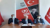 Doğu Perinçek: Doğu Akdeniz'de Rusya ile birlikte silahlı varlığımızı arttırmalıyız