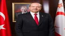 KKTC Cumhurbaşkanı Tatar'dan İsrail'e kınama