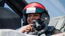Gazze'yi bombalayan pilotlardan biri BAE Tümgenerali Meryem Mansuri