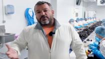 Midyeci Ahmet Midye Dolma Fabrikası'nı Yunanistan'da açtı