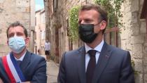 Fransa Cumhurbaşkanı Macron'dan Irak'ta yapılacak erken seçime destek