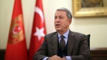 Bakan Akar: Türkiye Libya'da yabancı güç değildir