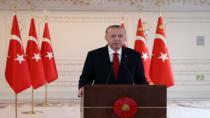 Cumhurbaşkanı Erdoğan, belediye başkanları ile bir araya geldi