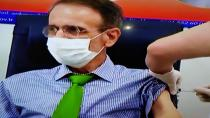 Mehmet Ceyhan aşı olduktan sonra sinirlerine hakim olamıyor: Takipçileriyle yine tartıştı