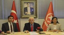 Perinçek: Doğu Akdeniz'de KKTC'nin devlet olarak tanınması için çalışmalarımızı yoğunlaştırıyoruz