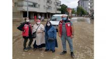Bakan Yanık'tan sel felaketinden etkilenen vatandaşlara 5 milyon TL kaynak aktarımı