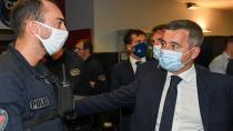 Fransa İçişleri Bakanı Darmanin: Bugünden itibaren her karakolun önceliği ev içi şiddeti önlemek