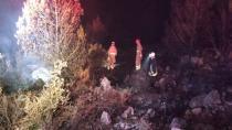 Adana Karaisalı Bozcalar yangını kontrol altında