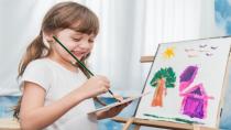 Çocukların yaptığı resimler ile iç dünyasını görebilirsiniz