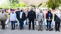 Başkent'te 'Dünya Temizlik Günü' etkinliği