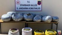 Diyarbakır ve Bingöl'de uyuşturucu operasyonları