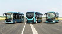 Karsan, elektrikli otobüslerini tanıtacak