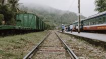 ABD'de treninin raydan çıkması sonucu çok sayıda kişi öldü