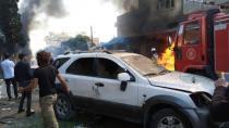 Fırat Kalkanı bölgesinde sivillere bombalı saldırı: 2 ölü, 19 yaralı