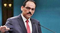 Sözcü Kalın: Türkiye Patriot istiyor, verilmediği için S-400 alıyoruz