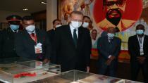 Cumhurbaşkanı Erdoğan, Türkiye-Angola İş Forumu'na katıldı