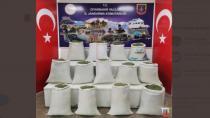 Jandarma'dan 3 Noktada Uyuşturucu Operasyonu