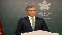 Davutoğlu: Erdoğan, AK Parti'yi AK Parti yapan ne kadar değer ve eser varsa onlara savaş açmıştır